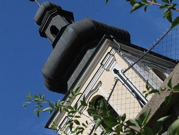 Kostel svatého Martina v Blansku. Ilustrační foto.
