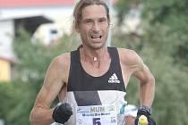 Daniel Orálek vyhrál další ročník Moravského ultramaratonu na Blanensku.