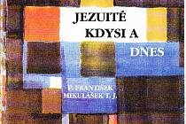Jedna z knih Františka Mikuláška.