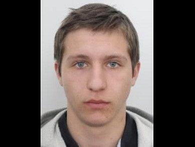 Takto vypadá dvadvacetiletý Ondřej Kučírek z Blanska, po kterém od úterý pátrají blanenští policisté.