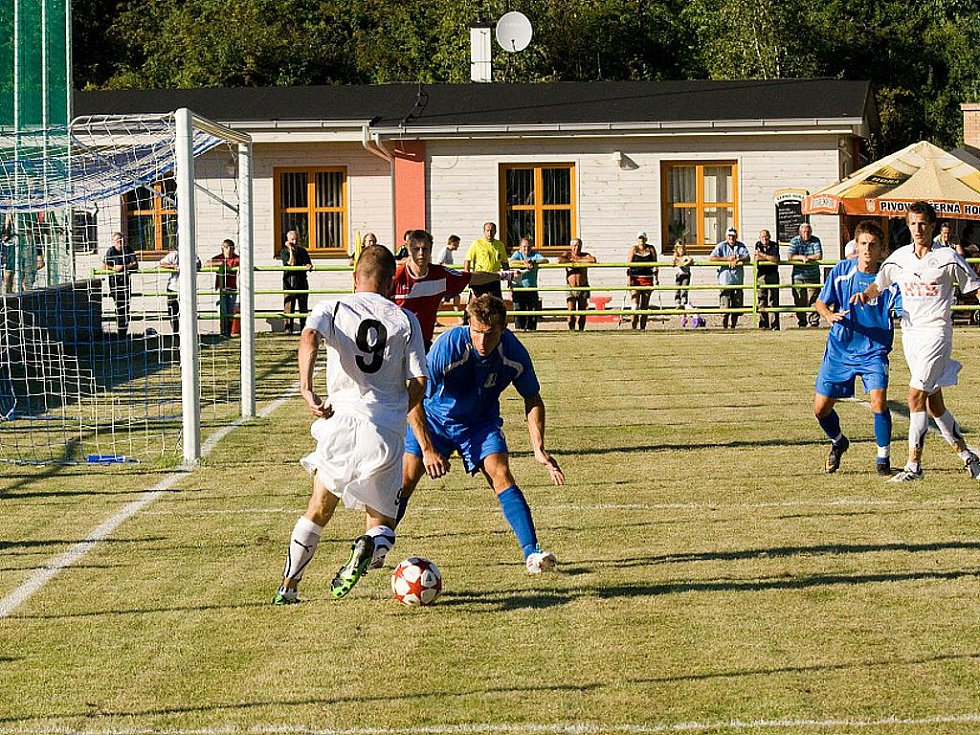 Fotbalisté Aposu Blansko si v přípravě na jarní část sezony zahrají i proti Bystrci či Rousínovu.
