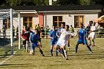 V sobotním utkání krajského přeboru si fotbalisté Aposu Blansko odbyli premiéru na nově zrekonstruovaném trávníku v Údolní ulici. Návrat na domácí půdu se jim vydařil na výbornou. Novosedly přehráli ve všech směrech a zaslouženě zvítězili 3:0.
