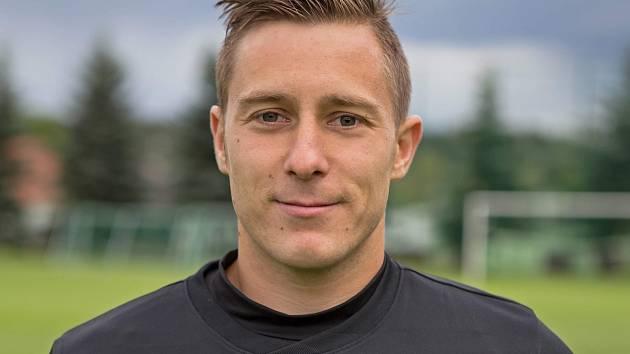 Kondiční trenér české reprezentace v malém fotbale do 23 let Pavel Blaha.