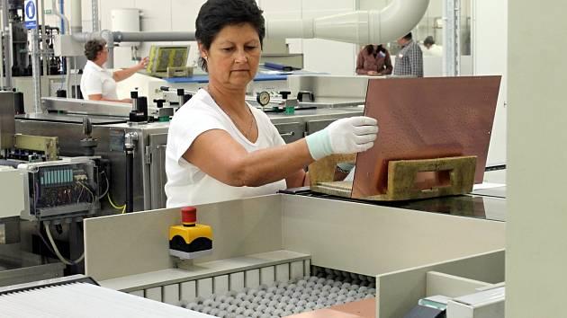 Společnost Gatema otevřela v průmyslové zóně v Boskovicích novou výrobní halu.