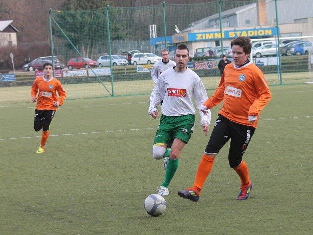 Fotbalisté Kunštátu porazili v boskovickém Artézia Cupu Rájec-Jestřebí 5:0.