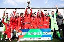 Český tým triumfoval na EMF Nation Games na Slovensku.