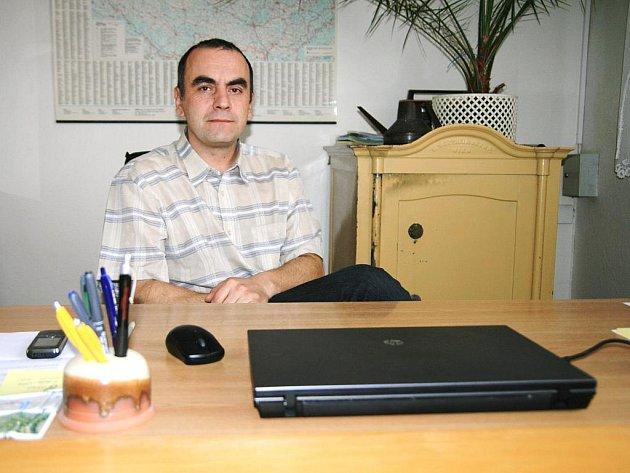 V komunální politice v Doubravici se čtyřiačtyřicetiletý Pavel Král (ODS) pohybuje již druhé volební období.