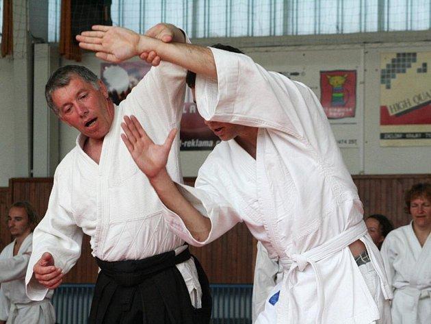 Aikido je japonské umění sebeobrany, které je založeno na myšlence neagresivity, rozvíjí cvičícího jedince po fyzické i psychické stránce.
