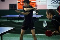 Stolní tenisté TJ ČKD Blansko ve třetí lize nejprve remizovali s Jiskrou Litomyšl 9:9 a poté suverénně přehráli Ústí nad Orlicí 10:2