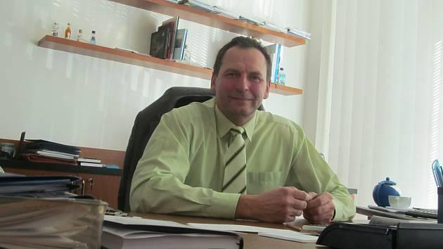 Ředitel boskovické divize Vodárenské akciové společnosti Fiala odpoví on-line