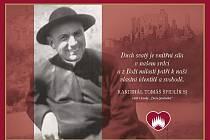 Na vybudování památníku kardinála Tomáše Špidlíka v Boskovicích lidé mohou přispět i zakoupením kartičky.
