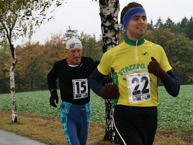 Tradiční běžecký závod Kolem Klostermannovy studánky.