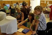 Základní škola Lipovec se proměnila v místo setkání žáků 6. ročníků škol Cirsia na akci Překročení Rubikonu.
