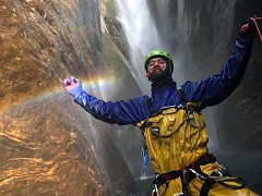 Mezinárodní expedice vedená Oldřichem Štosem z Blanska zdolala Chamjé Khola, největší kaňon světa.