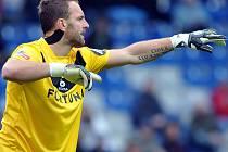 Fotbalový brankář Přemysl Kovář končí v prvoligovém Liberci. Přestoupil do izraelského týmu Hapoel Haifa FC.