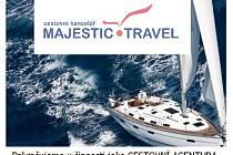 Cestovní kancelář Majestic Travel, na kterou jsou podaná trestní oznámení, pokračuje jako cestovní agentura.