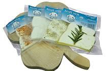 Sýr Sedlák dostal ocenění Regionální potravina Jihomoravského kraje 2012.