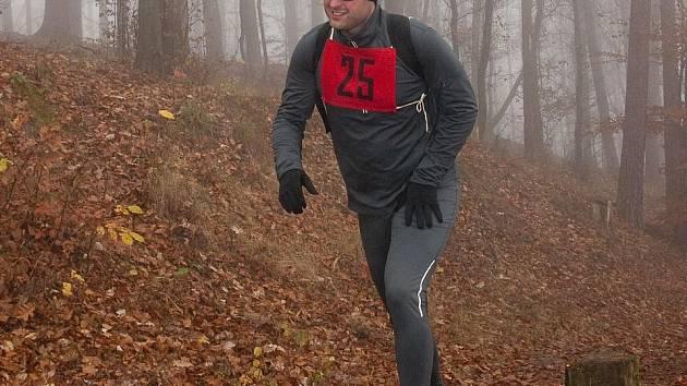 Jan Charvát na Grena běhu