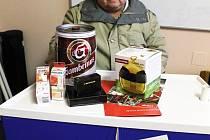 Druhou cenu si v podzimní E.ON Tiplize čtenářů Blanenského Deníku Rovnost odnesl Štefan Červenka.