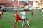 Fotbalisté Boskovic doma prohráli s Rousínovem 4:1.