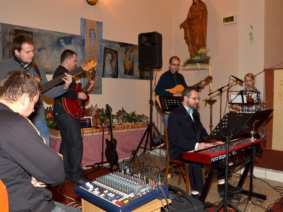 Sbor Martini Band z Blanska.