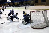 Hokejisté Blanska doma prohráli s Velkým Meziříčím 5:2.