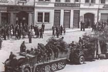 Světová válka na Blanensku. Ilustrační foto