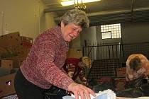 Oblastní charita Blansko pořádá sbírku oblečení a potřeb do domácnosti.