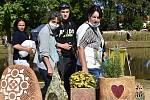 V Kunštátu uspořádali tradiční Hrnčířský jarmark. Už po osmadvacáté.
