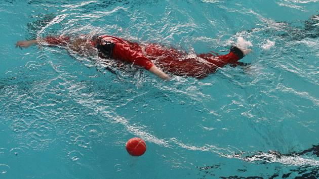 Blanenská dvěstěpadesátka je nejnáročnější soutěž v krytých bazénech v Evropě.