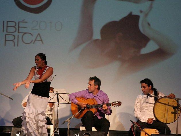 Festival španělské kultury Ibérica (2010) - ilustrační fotografie.