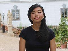 Na Blanensko zavítali bohemisté z celého světa. Mezi nimi byla i Japonka Mei Kashima. V České republice studovala, nyní doma v Japonsku vyučuje češtinu a pracuje na konzulátu.