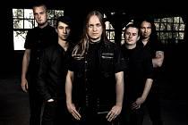 Blanenská metalová kapela Sagittari.
