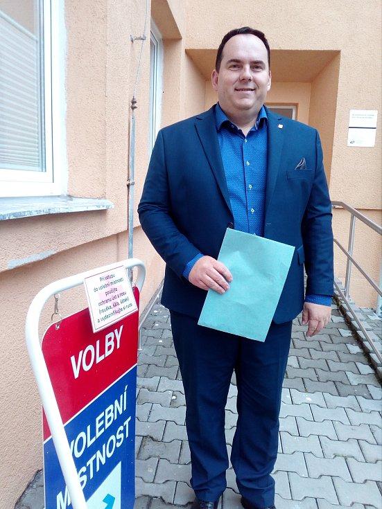 Jan Hrnčíř z Blanska obhájil post krajského zastupitele za SPD. FOTO: ARCHIV