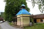 Kaplička ve Zboňku dostane novou měděnou střechu.