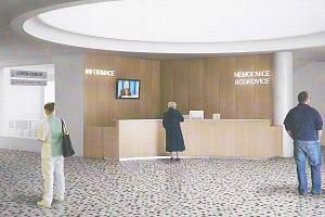Boskovická nemocnice. Ilustrační foto.