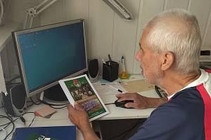 O fotbalovém Blansku vytvořil Miloš Jarůšel publikaci, spolupracoval na ní se Zdeňkem Skřipským a Jiřím Sychrou.