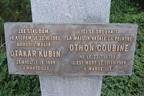 Památník Otakara Kubína