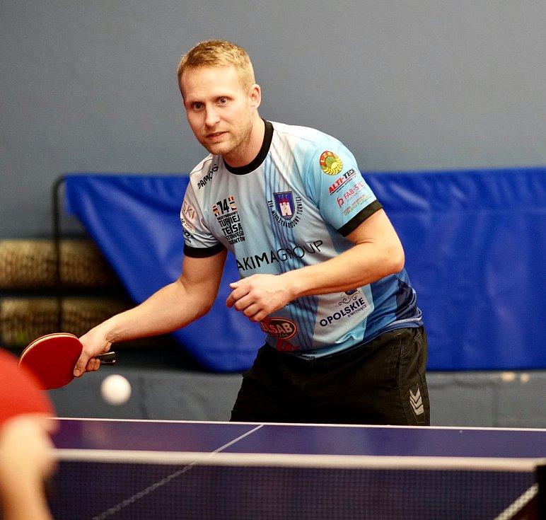 Jiří a Aleš Přikrylovi patří mezi výrazné osobnosti stolního tenisu v Blansku.