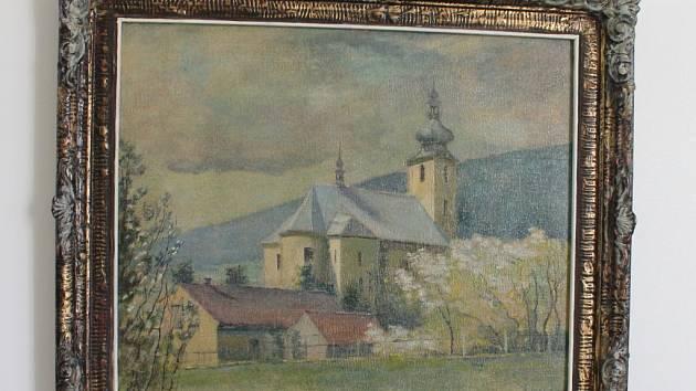V blanenské Galerii Jonáš je v těchto dnech možné vidět výstavu dobových pohlednic a dokumentů o vzniku a rozvoji Blanska ze sbírek čtyř soukromých sběratelů.