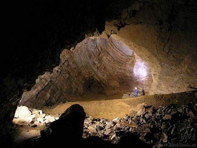 Jeskyně Býčí skála