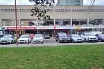Horní patra obchodního domu Družba v centru Blanska majitel přestaví na byty