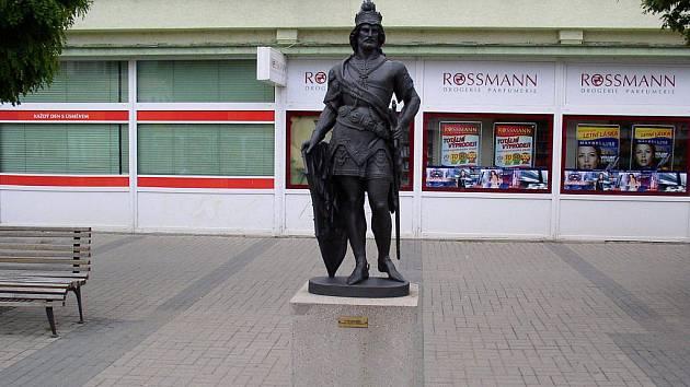 Blanenské slévárny měly ve své nabídce ve druhé polovině 19. století kolekci soch od věhlasného německo-rakouského sochaře Antona Dominika von Fernkorna. Ten pro ně vytvořil unikátní sérii soch inspirovanou středověkým rytířským eposem Píseň o Nibelunzích
