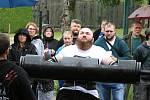 V Šošůvce se konal třetí ročník siláckého pětiboje. Vítězství obhájil Jakub Vágner.