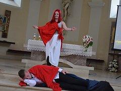 Noc kostelů se v pátek konala také v Kostele svatého Martina v Blansku.