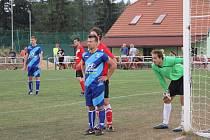 Fotbalisté Vilémovic prohráli v úvodním zápase I. B třídy s Čebínem 0:1.