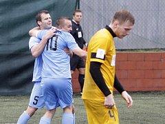 Hráči Blanenska v závěru sezony DRFG Superligy malého fotbalu třikrát prohráli a místo medailové pozice obsadili páté místo. V posledním čtrnáctém kole prohráli na domácím hřišti 5:6 s Olomoucí.