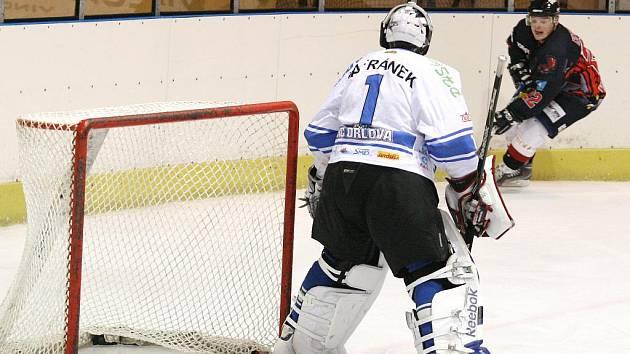 Technika Blansko porazila ve druhé lize doma ve středu Orlovou. Vítězství nad favoritem 3:2 zařídil deset minut před koncem po přihrávce Pazdery Fischer.