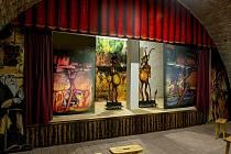 Pohádky a pověsti Boskovicka. To je název nové expozice v prostorách Muzea regionu Boskovicka.