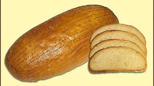Benešovský chléb.